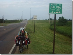 Bazine to Salina, KS 017
